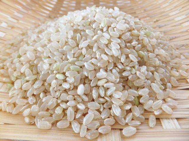 玄米は不妊に良い?